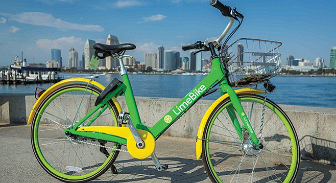 New Bike Share Companies Launch In San Diego
